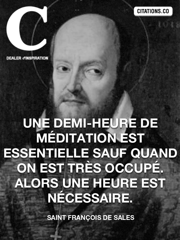 Citation de Saint François De Sales-5bf99fb3c1bdb