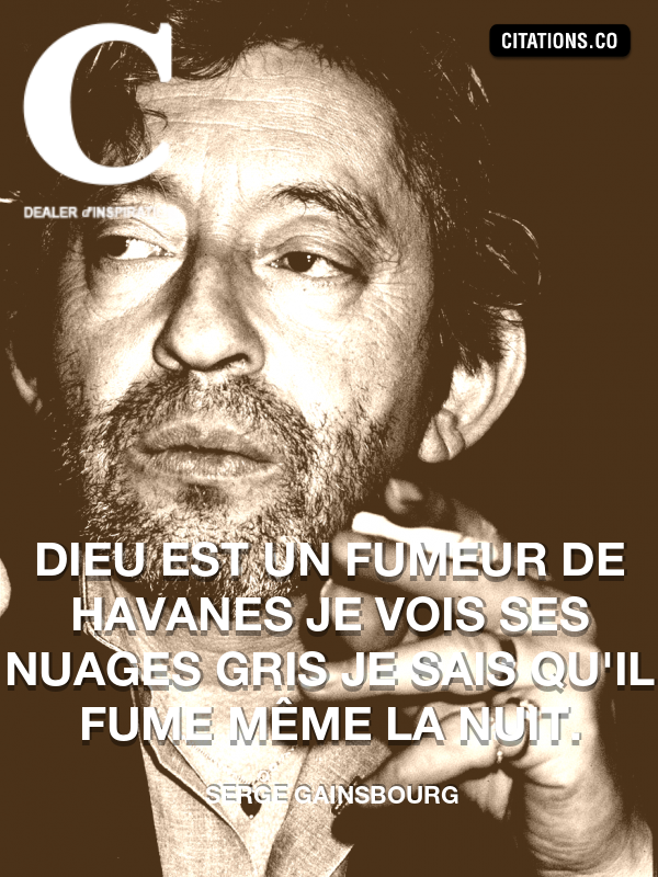Citation de Serge Gainsbourg-5a130a1365dd6