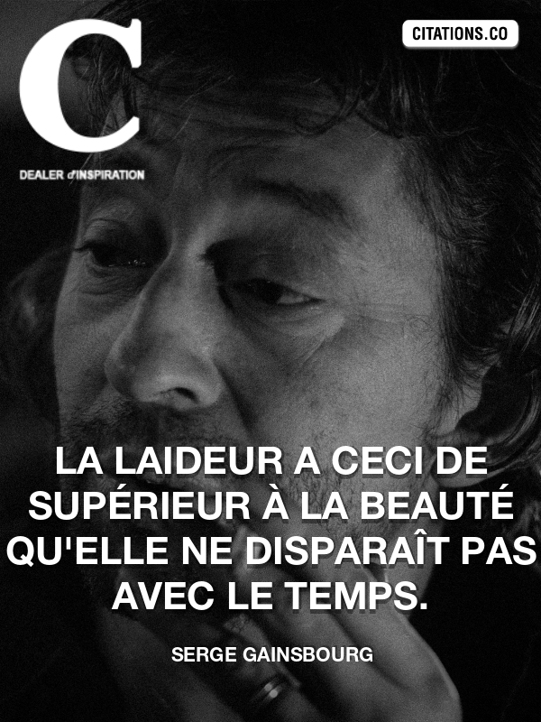 Citation de Serge Gainsbourg-5a3275d3116a8