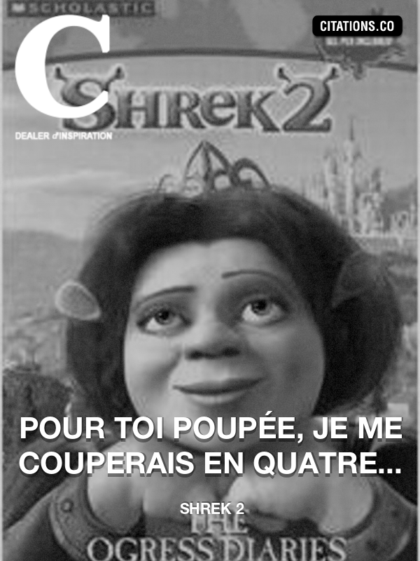 Citation de Shrek 2-5aefa522488b1