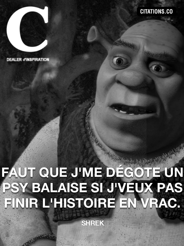 Citation de Shrek-5a3283e296de7