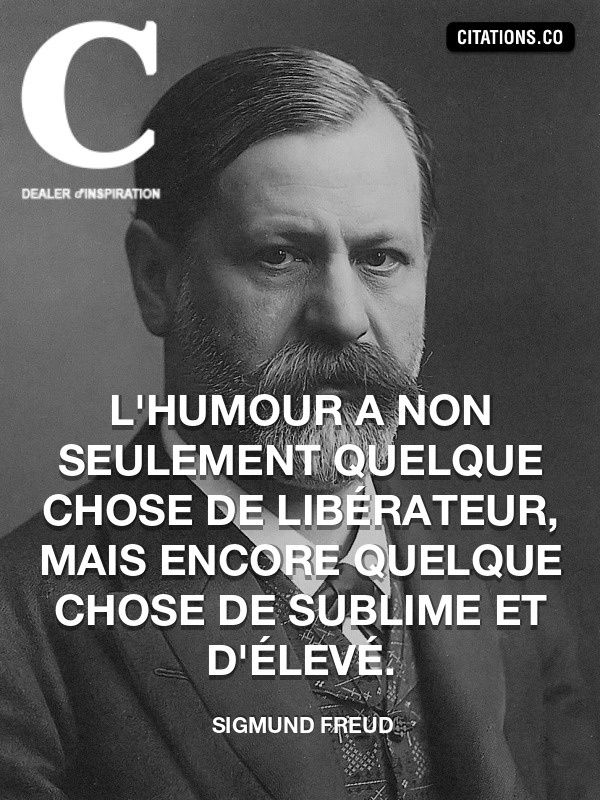 Citation de sigmund freud