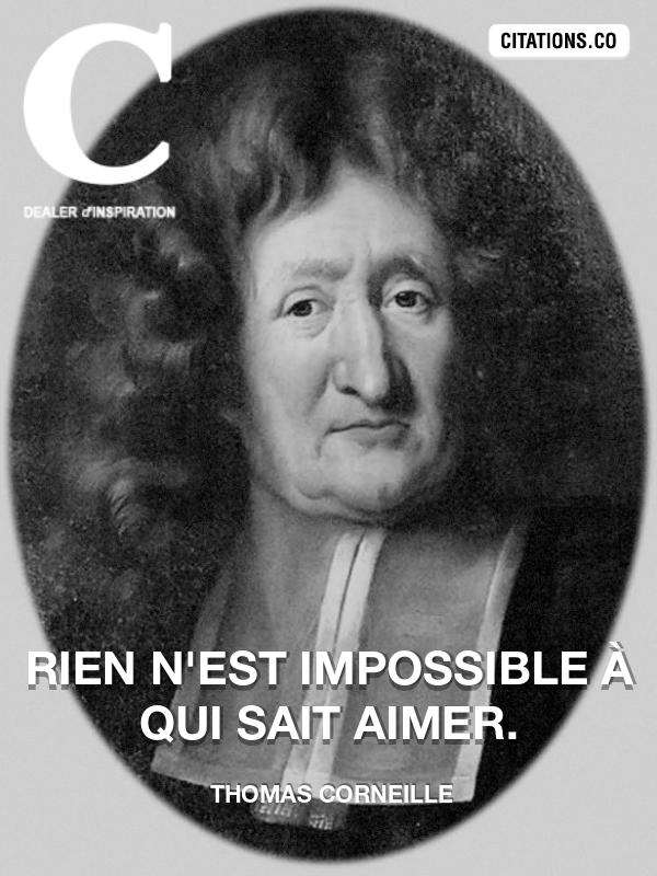 Citation De Thomas Corneille Citation N 11587