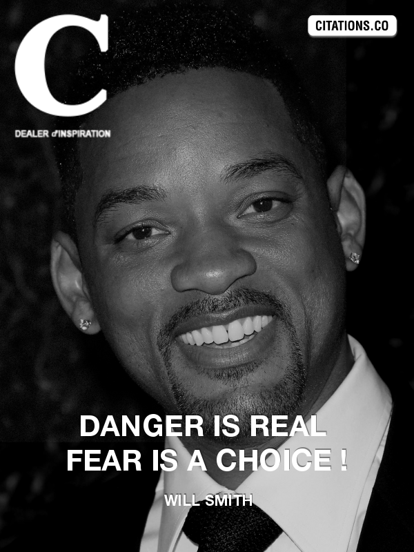Will Smith - Danger is real 
