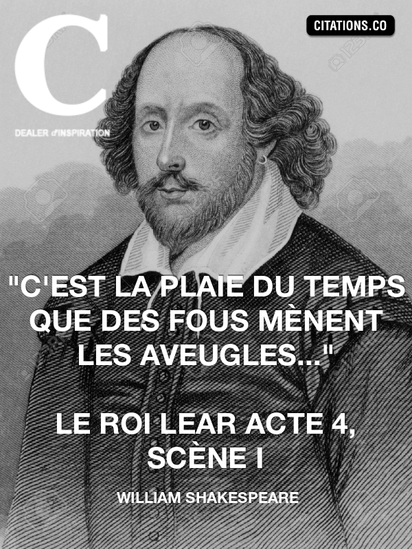 Citation de William Shakespeare-3580920