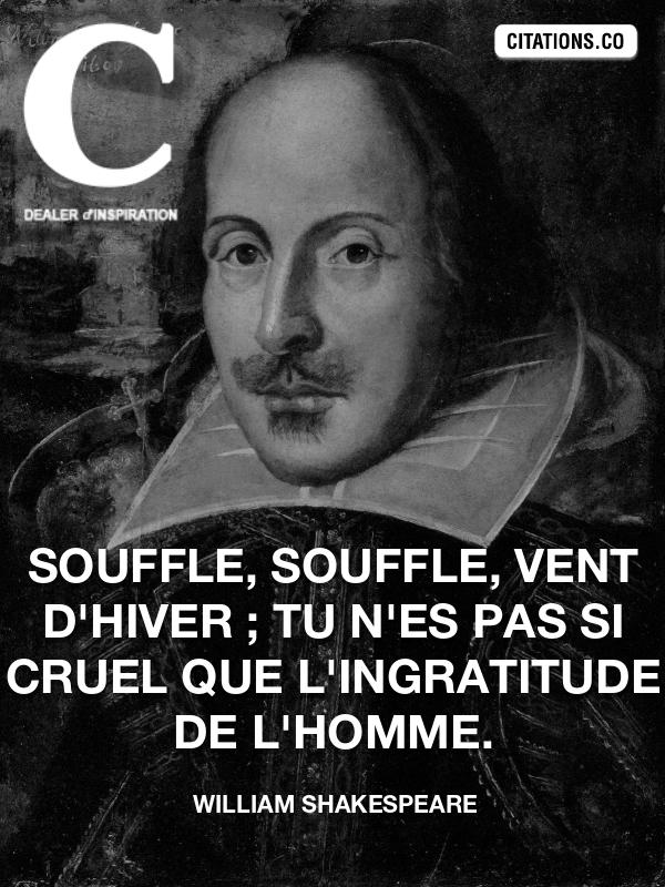 Citation De William Shakespeare Citation N 10081
