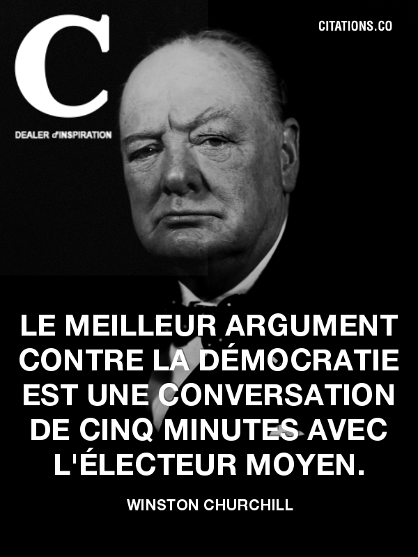 qui était winston churchill