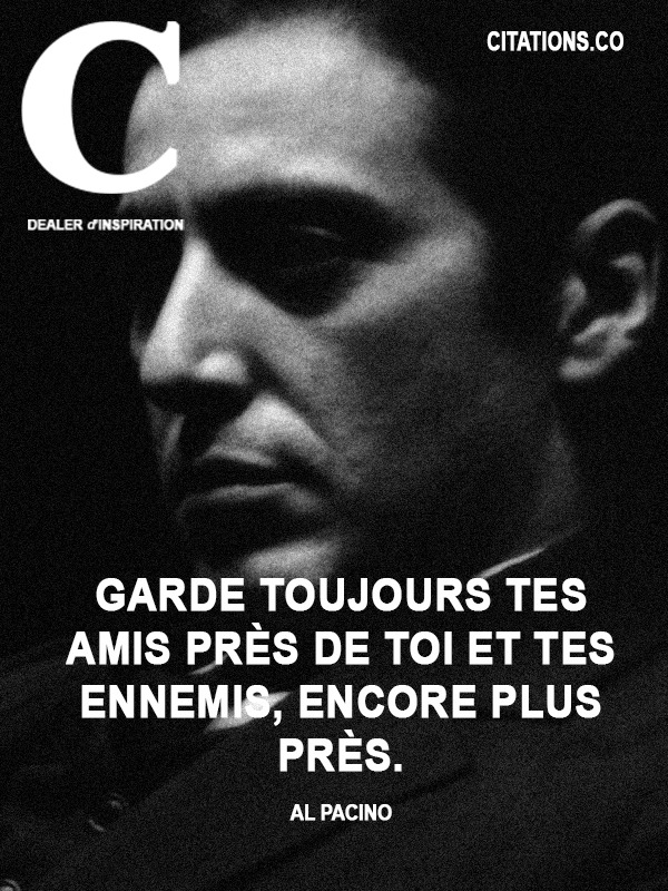 Citation de Al Pacino