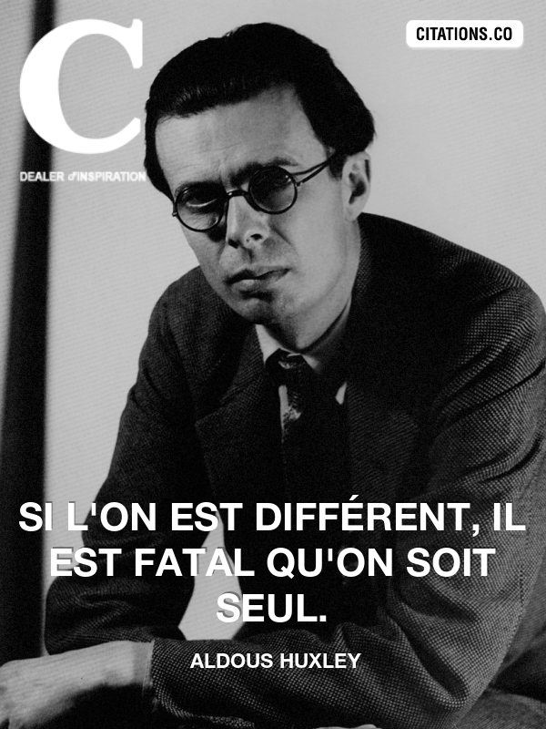 Citation de aldous huxley-25378872