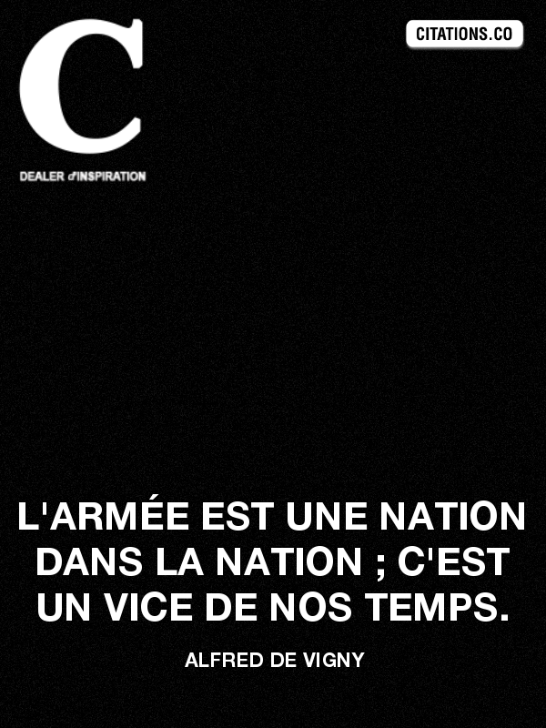 Citation de alfred de vigny-12090080