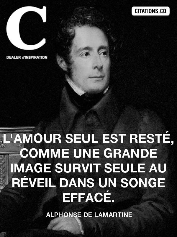Citation de alphonse de lamartine-4955615