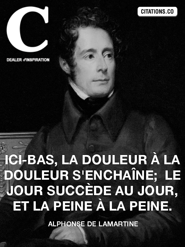 Citation de alphonse de lamartine-724928