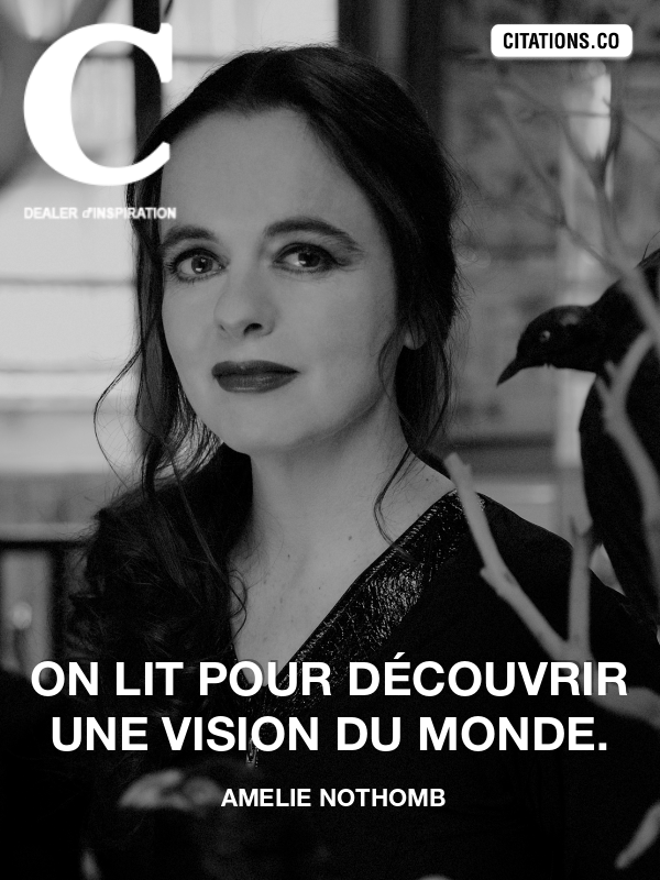 Citation de amelie nothomb-6235600