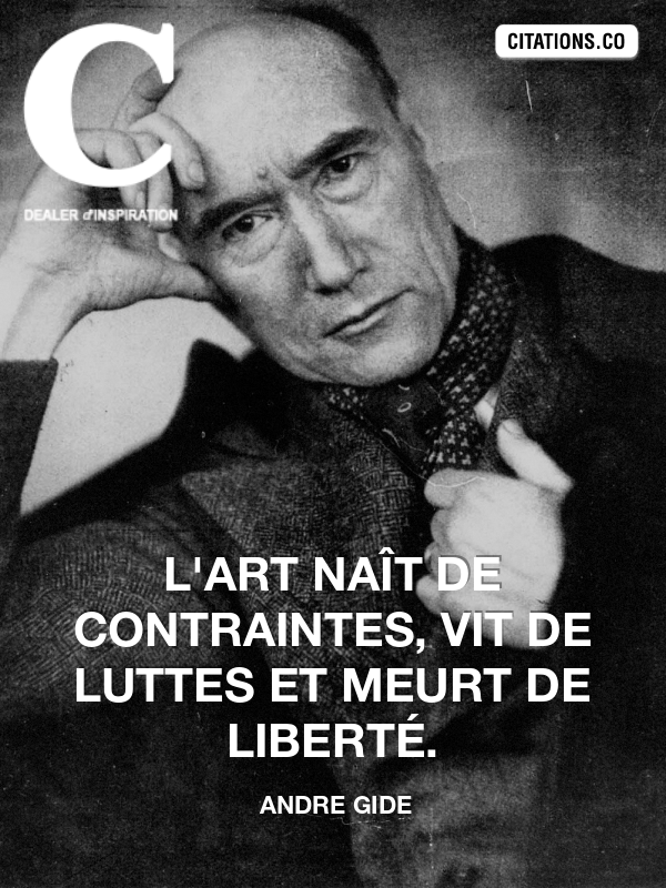 Citation de andre gide-602280