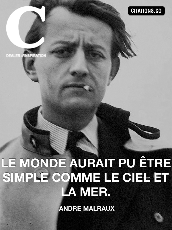 Citation de andre malraux-8473660