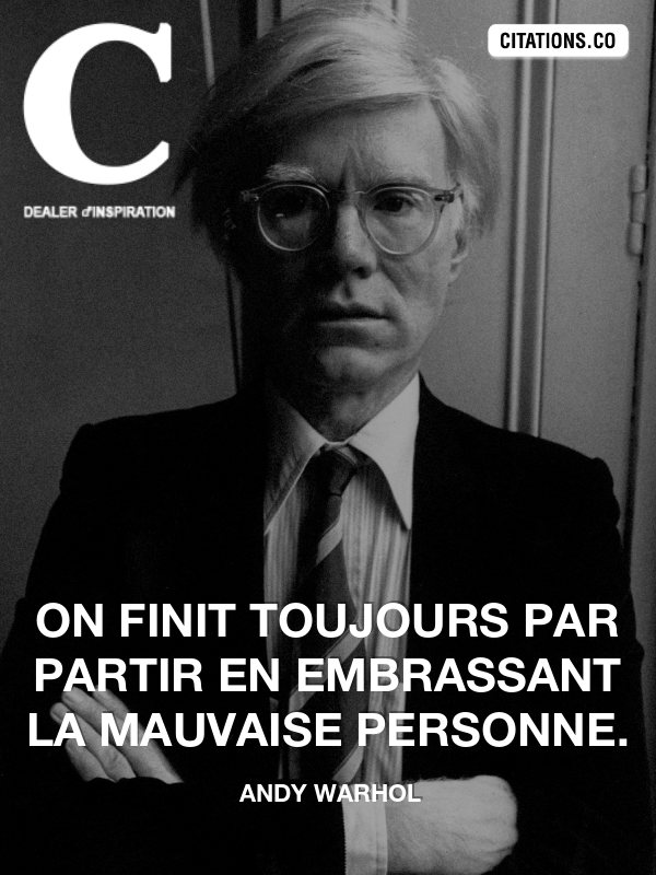 Citation de andy warhol-350568