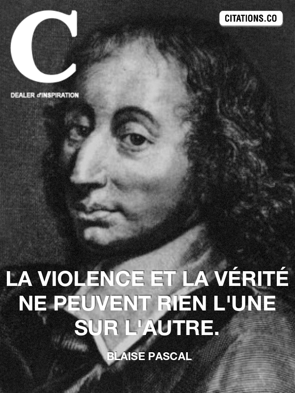 Citation de blaise pascal-10119816