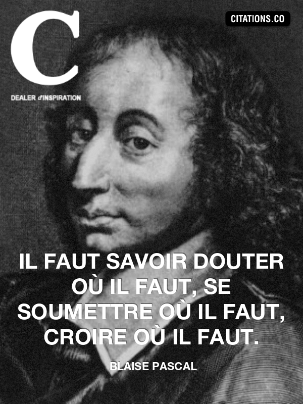 Citation de blaise pascal-33532928