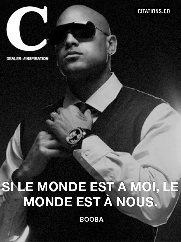 Citation de booba-22053954