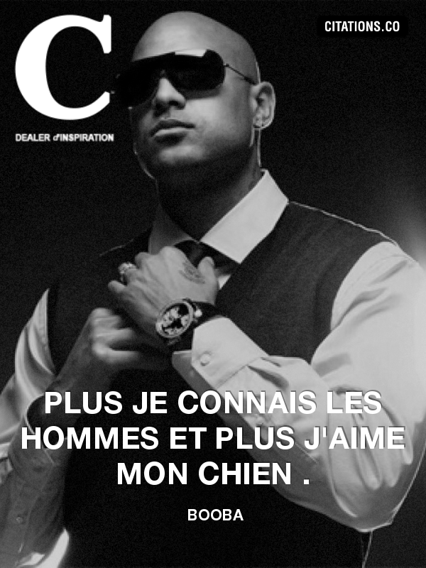 Citation de booba-4199000