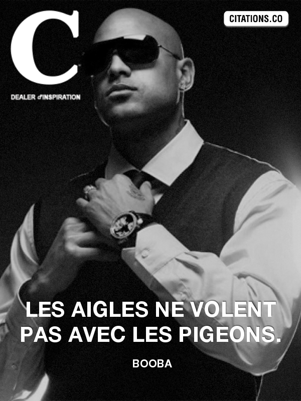 Citation de booba-928125