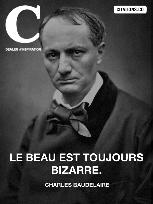 Citation de charles baudelaire-13421952