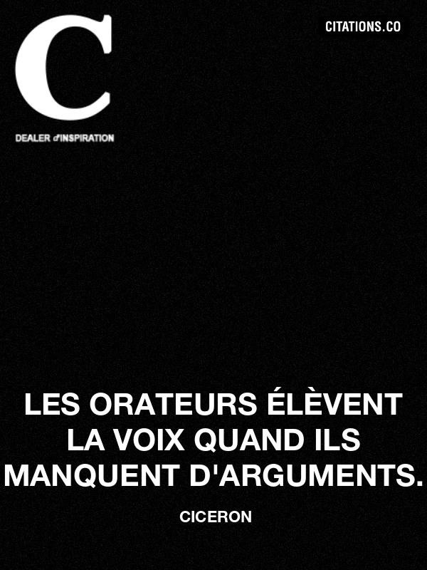 Citation de ciceron-16523640
