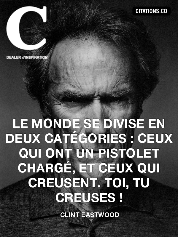 Citation de clint eastwood-2510592