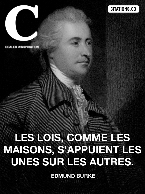 Citation de edmund burke-995280