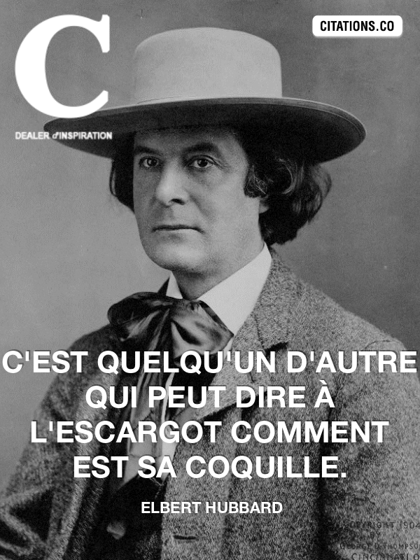 Citation de elbert hubbard-5062120