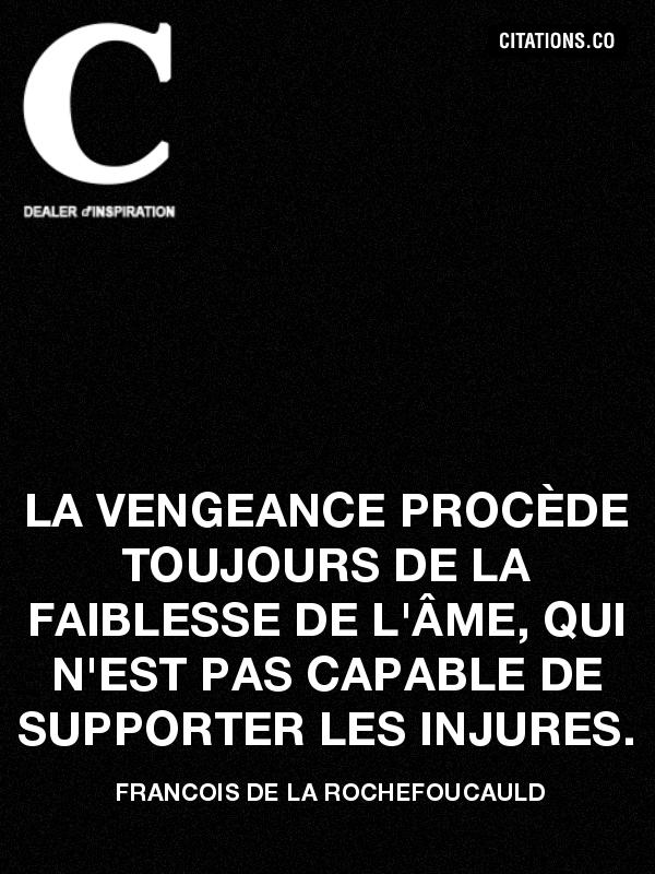 Citation De Francois De La Rochefoucauld Citation N 1328