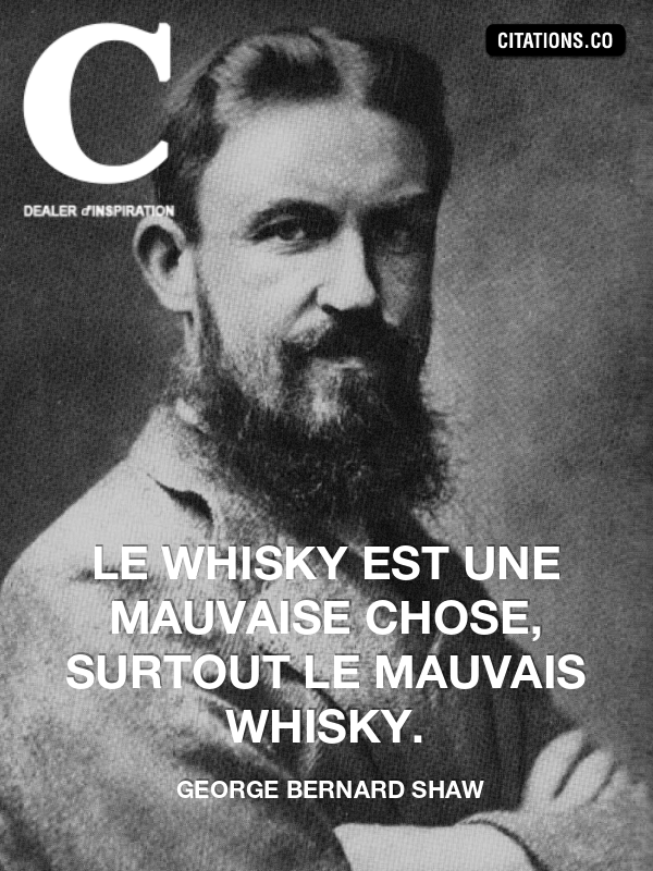Citation de george bernard shaw-20398080