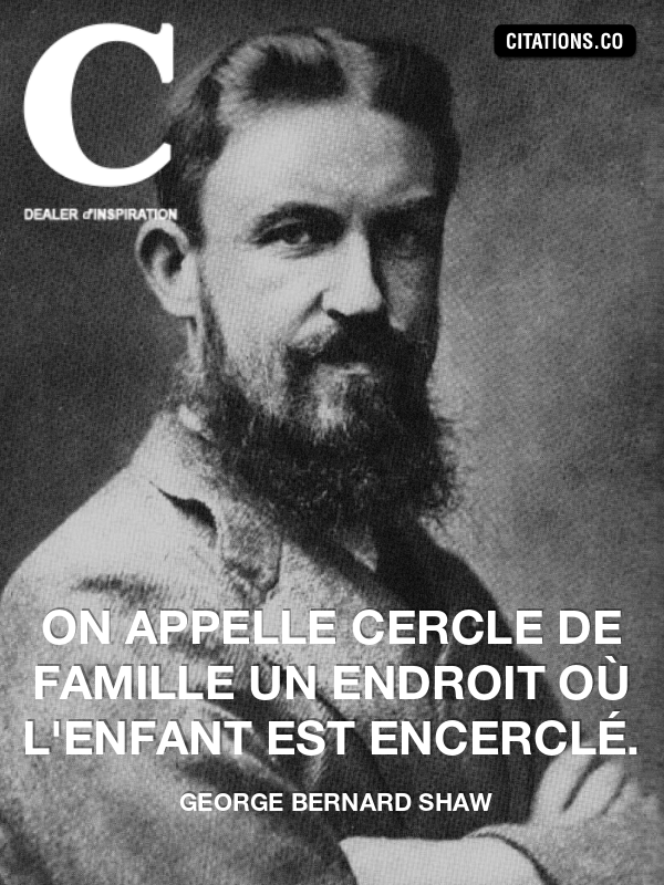 Citation de george bernard shaw-26364756