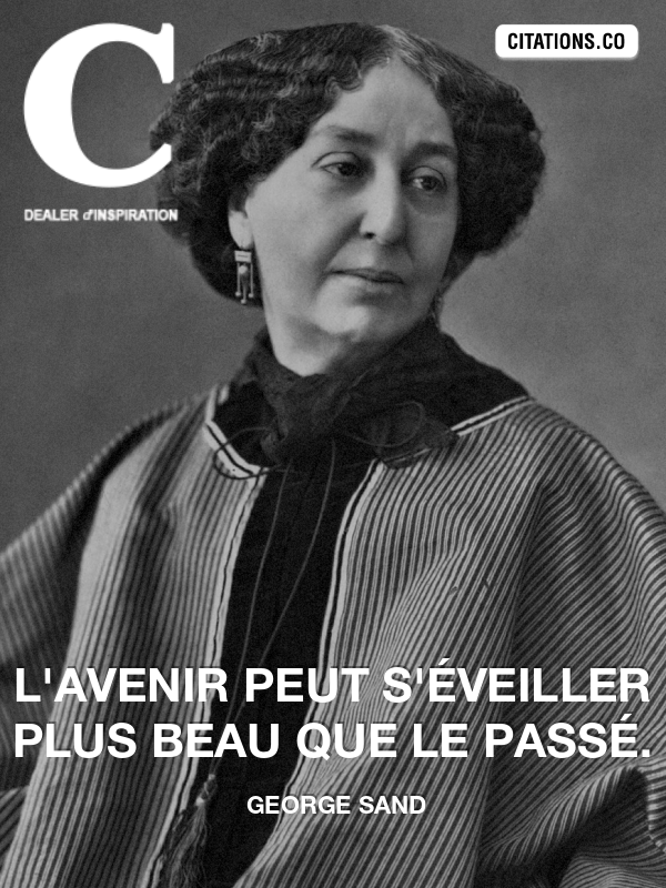 Citation de george sand-3818100