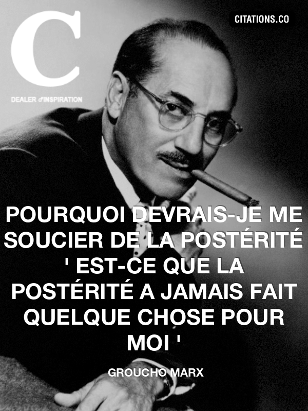Citation de groucho marx-478667