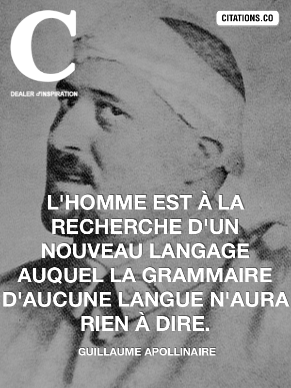 Citation de guillaume apollinaire-2553920