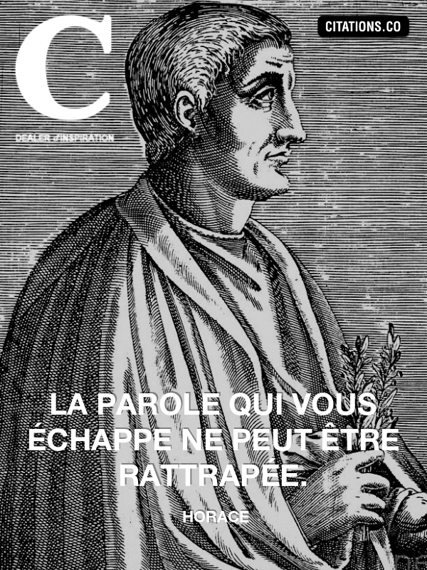 Citation de horace-1522500