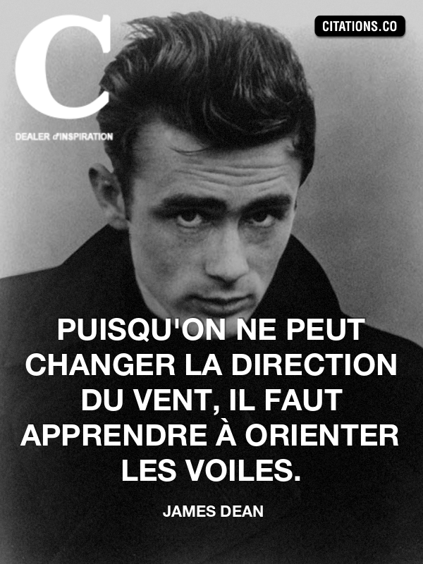Citation de james dean-3791826