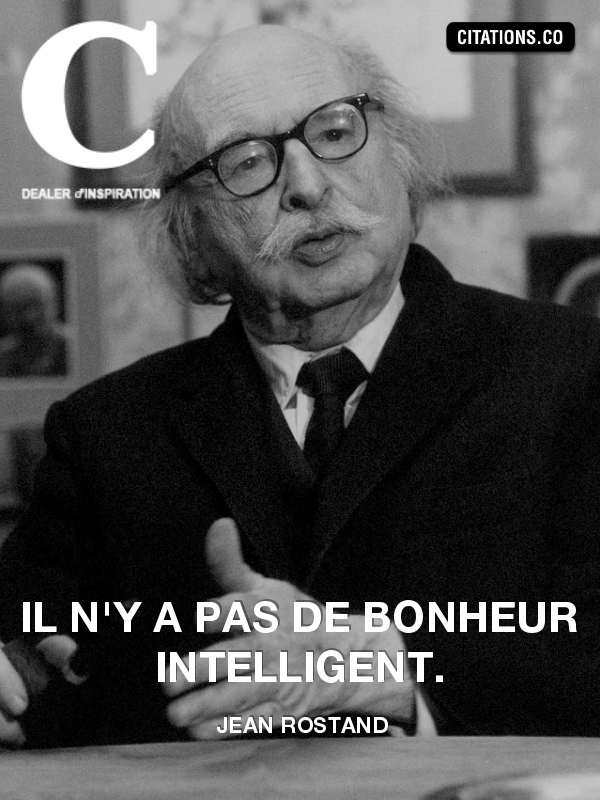 Citation de jean rostand-4394600