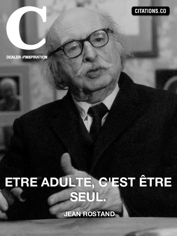 Citation de jean rostand-7517502