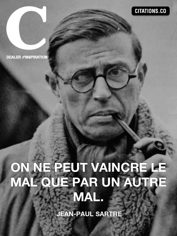 Citation de jean-paul sartre-786510