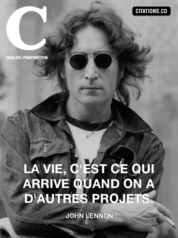 Citation de john lennon-3609856