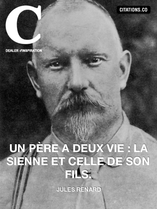Citation de Jules Renard