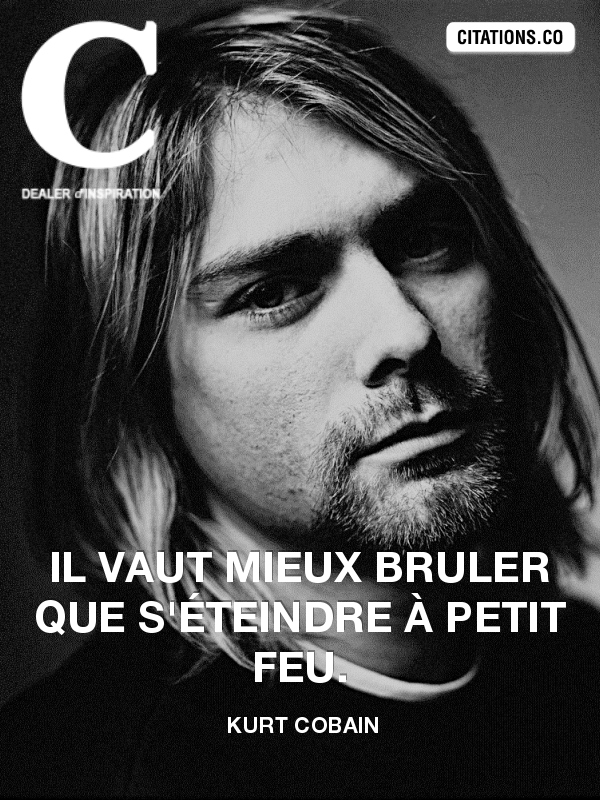 Citation de kurt cobain-29714304