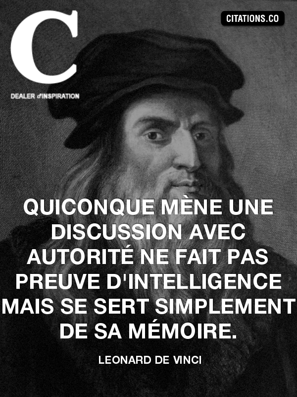 Citation de leonard de vinci-55928880