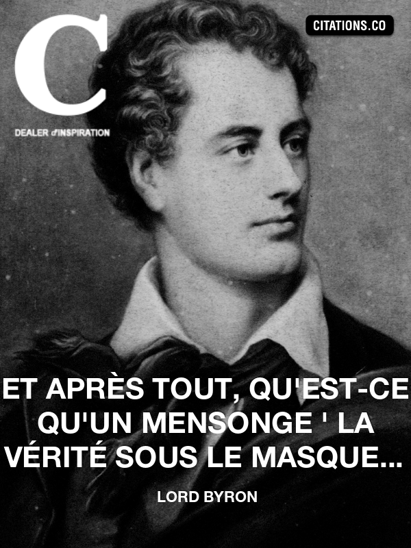 Citation de lord byron-595140