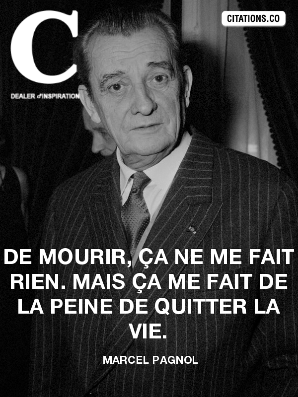 Citation de marcel pagnol-5917440