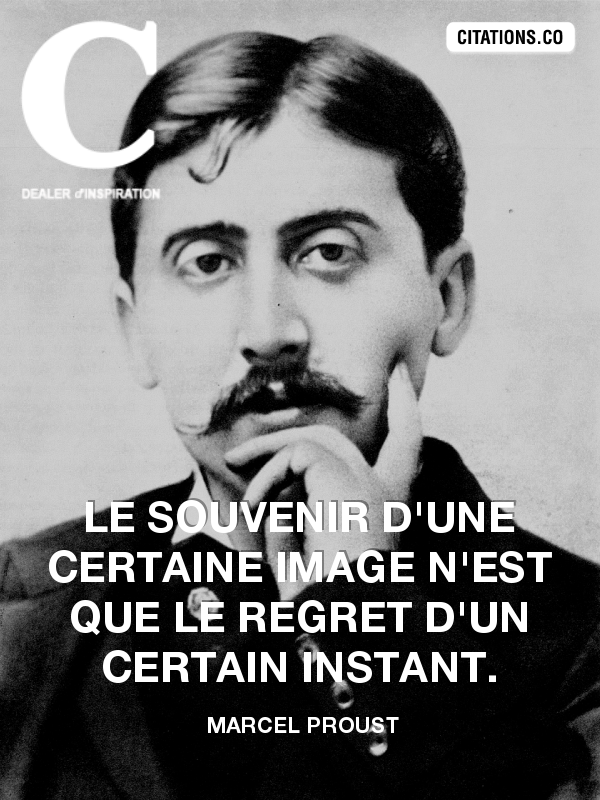 Citation de marcel proust-3325608