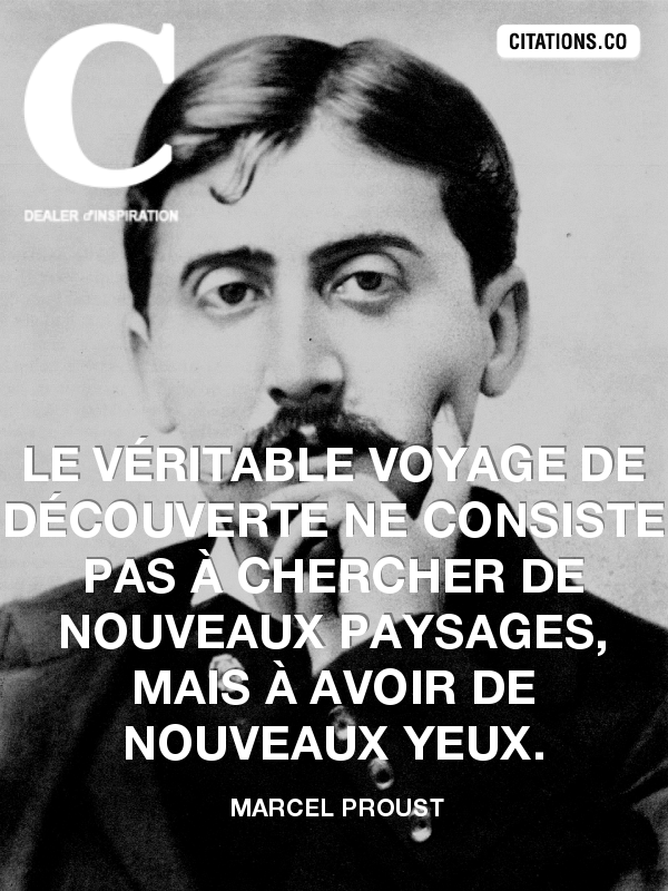 Citation de marcel proust-8649504