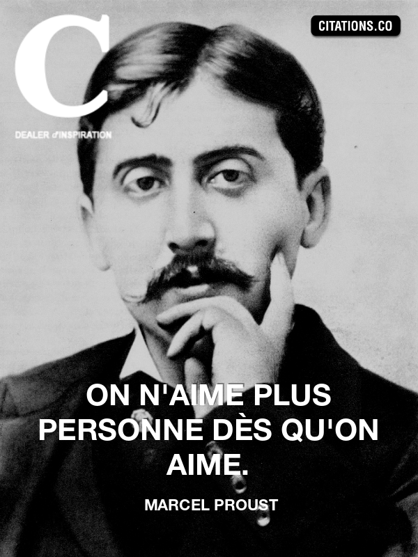 Citation de marcel proust-9022734